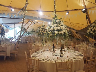 The Perfect Tipi Wedding in Cheshire