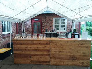 Wedding Bar in Eccleston, Chester