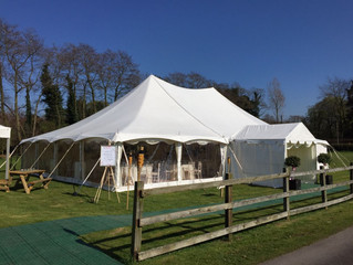 Marquee Wedding Bar