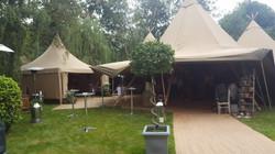 Tipi Bar Tent