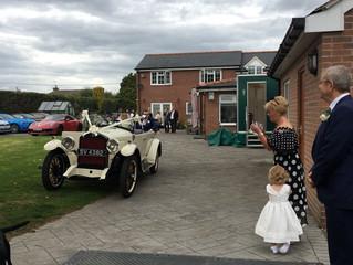 North Wales Marquee Wedding