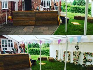 Chester Wedding Mobile Bar