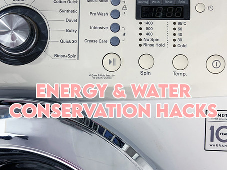 6 Easy Energy & Water Conservation Hacks I Adopted Over The Circuit Breaker That You Should Too