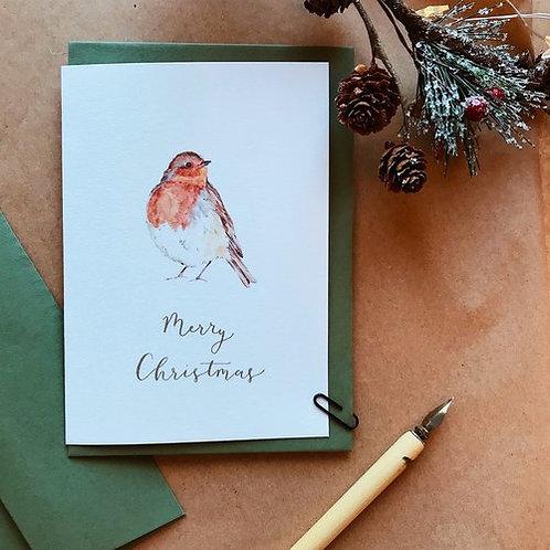 4 Festive Cards for £10