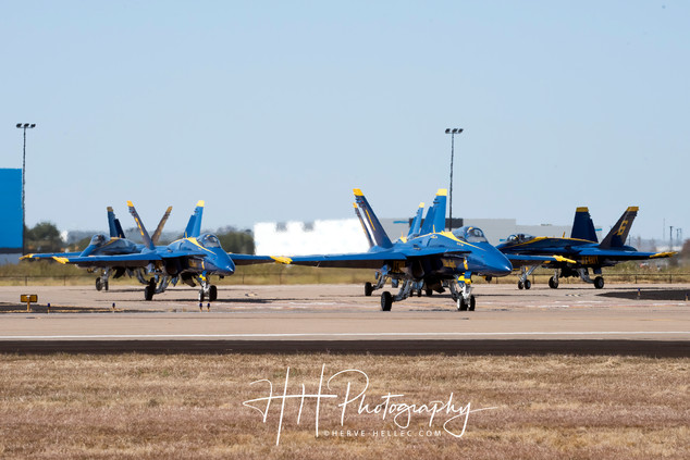 Blue Angels  F/A-18 Hornet  AAS_0011