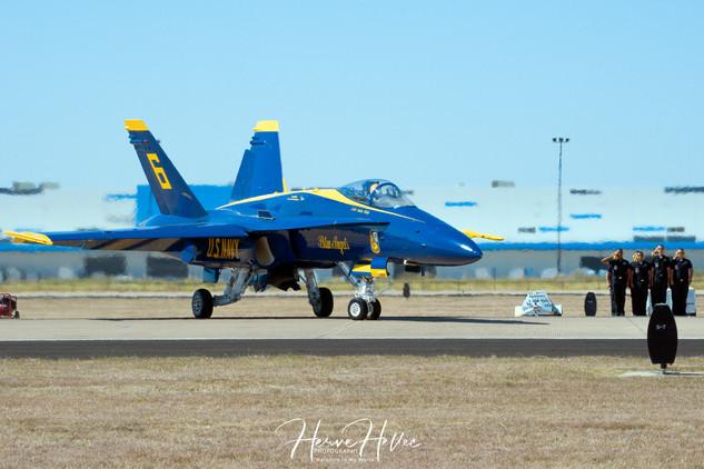 Blue Angels  F/A-18 Hornet AAS_0099