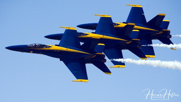 Blue Angels  F/A-18 Hornet AAS_0103