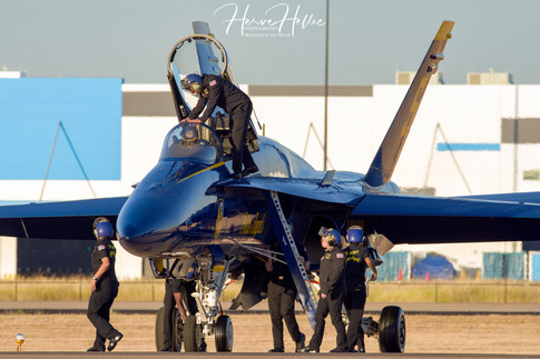 Blue Angels  F/A-18 Hornet AAS_0094
