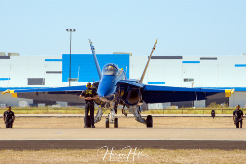 Blue Angels  F/A-18 Hornet AAS_0102