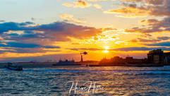 Sunset Lady Liberty NY_0052