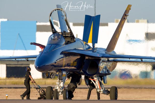Blue Angels  F/A-18 Hornet AAS_0095