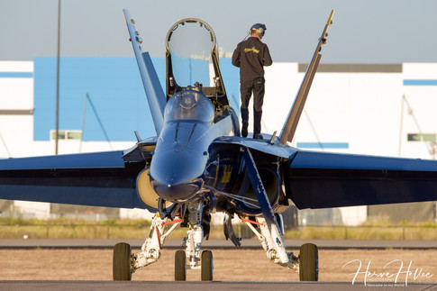 Blue Angels  F/A-18 Hornet AAS_0096