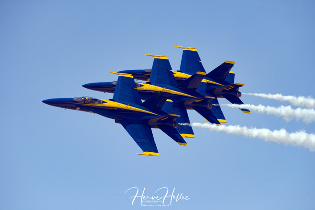 Blue Angels  F/A-18 Hornet AAS_0104