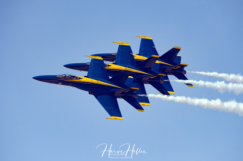 Blue Angels  F/A-18 Hornet AAS_0104