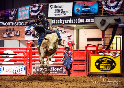 STOCKYARDS RODEO_0011