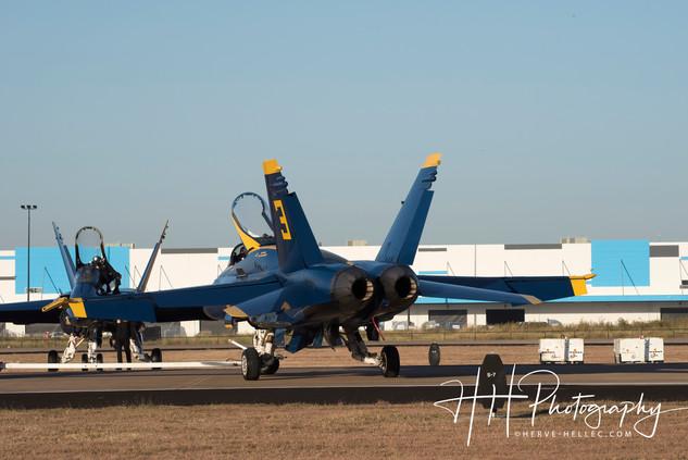 Blue Angels  F/A-18 Hornet  AAS_0007