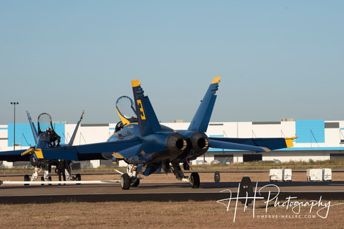Blue Angels  F/A-18 Hornet  AAS_0007
