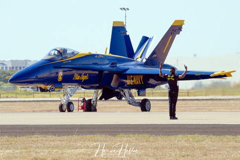 Blue Angels  F/A-18 Hornet AAS_0101