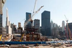 Construction WTC 2009 NY_0037