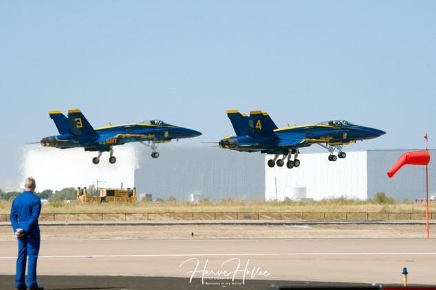 Blue Angels  F/A-18 Hornet AAS_0098