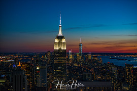 La vue depuis le Top Of The Rock NY_0016