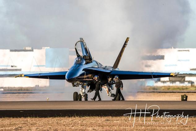 Blue Angels  F/A-18 Hornet  AAS_0009