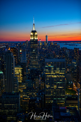 La vue depuis le Top Of The Rock NY_0019