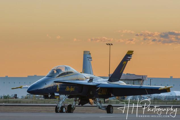 Blue Angels  F/A-18 Hornet  AAS_0005