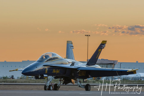 Blue Angels  F/A-18 Hornet  AAS_0005