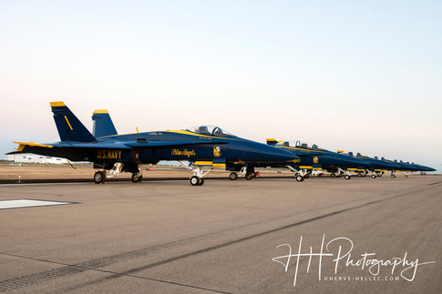 Blue Angels  F/A-18 Hornet  AAS_0010
