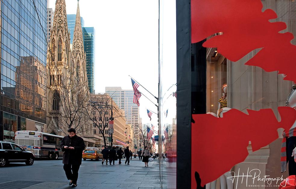 #new_york #5th_avenue 1