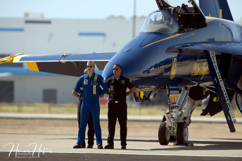 Blue Angels  F/A-18 Hornet AAS_0091