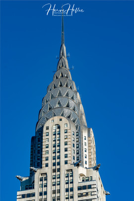 On the 61st floor, the Chrysler Building and its eight steel eagles NY_0024