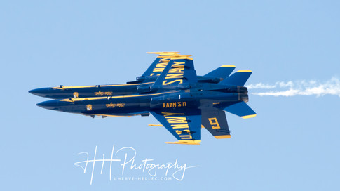 Blue Angels  F/A-18 Hornet  AAS_0028