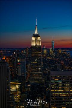 La vue depuis le Top Of The Rock NY_0017