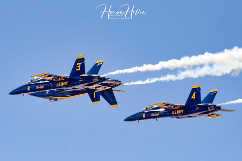 Blue Angels  F/A-18 Hornet AAS_0105