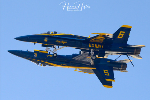 Blue Angels  F/A-18 Hornet AAS_0106
