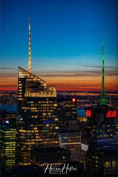 La vue depuis le Top Of The Rock NY_0013