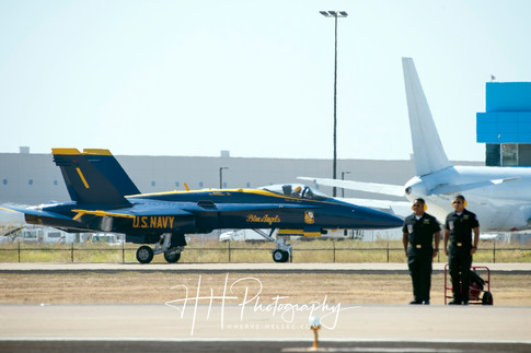 Blue Angels  F/A-18 Hornet  AAS_0013