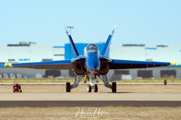 Blue Angels  F/A-18 HornetAAS_0100