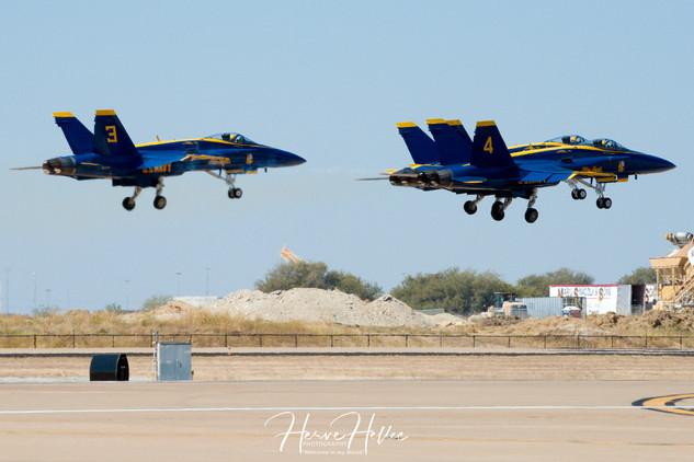 Blue Angels  F/A-18 Hornet AAS_0097