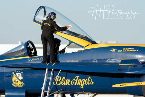 Blue Angels  F/A-18 Hornet  AAS_0012
