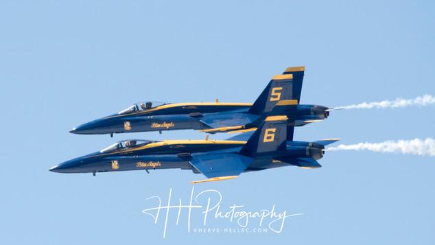Blue Angels  F/A-18 Hornet  AAS_0024
