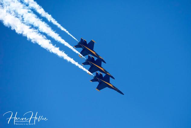 Blue Angels  F/A-18 Hornet  AAS_0017