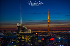Sunset sur Manhattan NY_0012