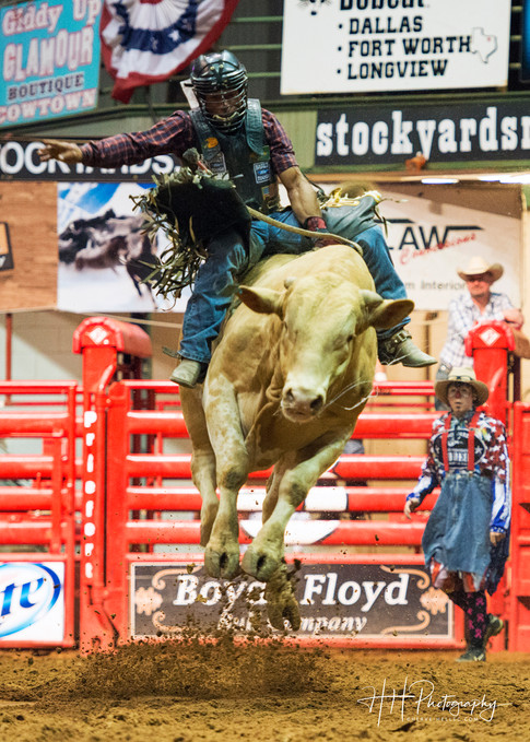 STOCKYARDS RODEO_0016