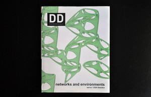 Design Document Series_27, Networks and Environments by servo / USA.Sweden