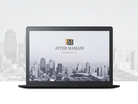Jeter Mamani - Advocacia + Clique para ver o projeto