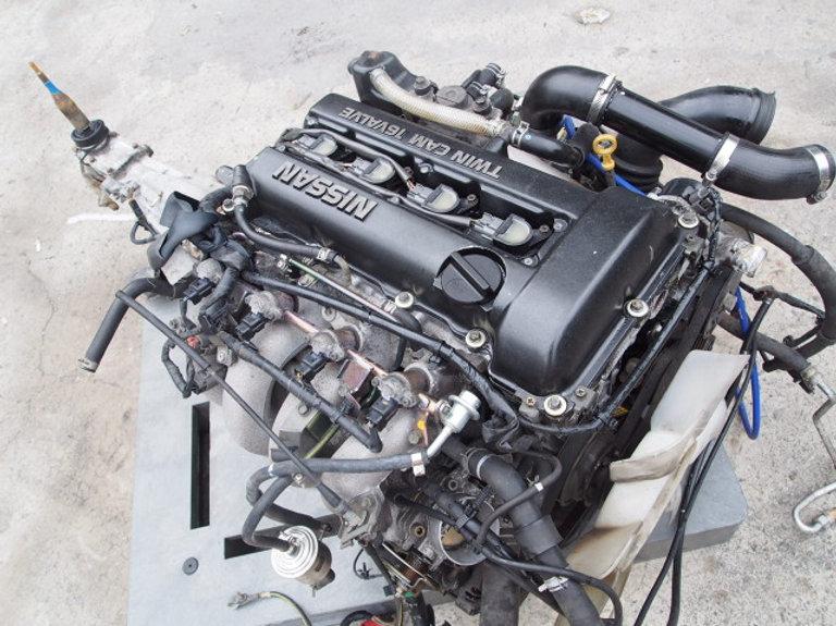 91-98 Nissan Silvia S13 180sx 200SX SR20 Turbo MT | newstars