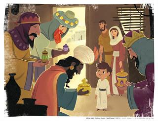 Epiphany Sunday January 5